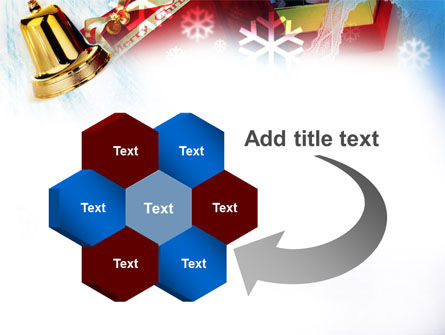 Christmas Decoration PowerPoint Template Slide 11