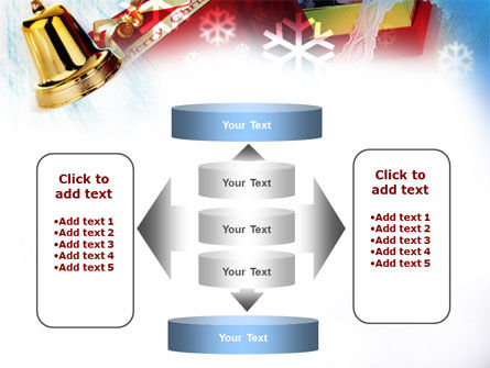 Christmas Decoration PowerPoint Template Slide 13