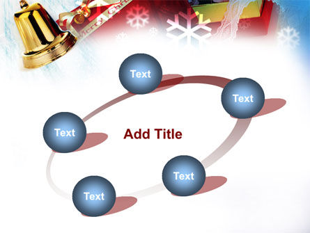 Christmas Decoration PowerPoint Template Slide 14