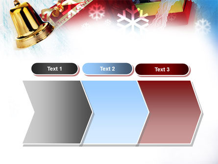 Christmas Decoration PowerPoint Template Slide 16