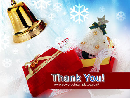 Christmas Decoration PowerPoint Template Slide 20
