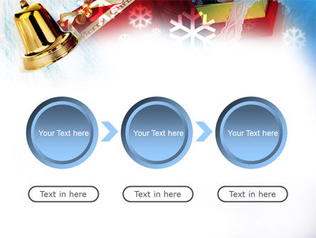 Christmas Decoration PowerPoint Template Slide 5