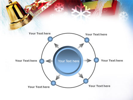 Christmas Decoration PowerPoint Template Slide 7