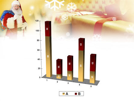 Santa PowerPoint Template Slide 17