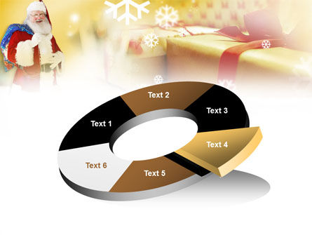 Santa PowerPoint Template Slide 19