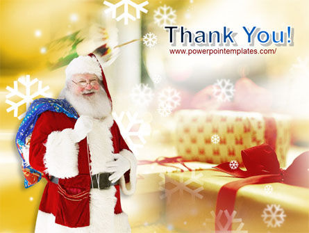 Santa PowerPoint Template Slide 20