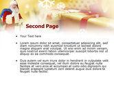 Santa PowerPoint Template#2