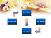 Santa PowerPoint Template#4