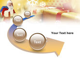 Santa PowerPoint Template#6