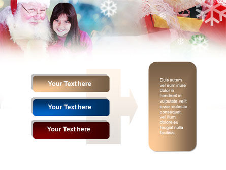 Christmas Present PowerPoint Template Slide 11