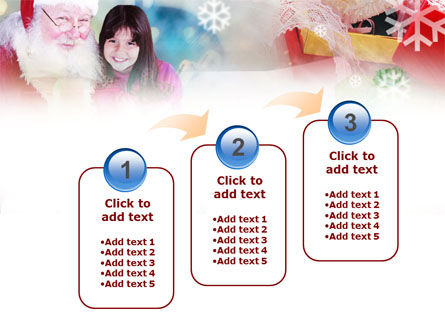 Christmas Present PowerPoint Template Slide 14