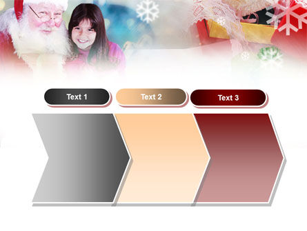 Christmas Present PowerPoint Template Slide 16