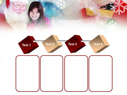 Christmas Present PowerPoint Template Slide 18