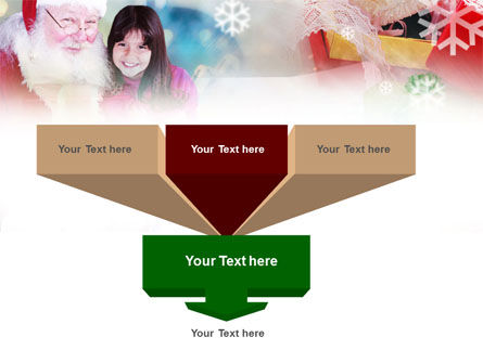 Christmas Present PowerPoint Template Slide 3