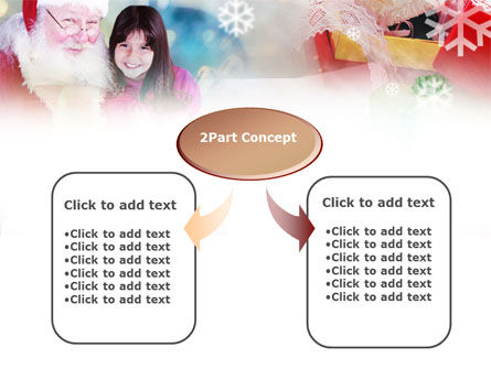 Christmas Present PowerPoint Template Slide 4