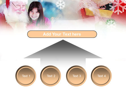 Christmas Present PowerPoint Template Slide 8