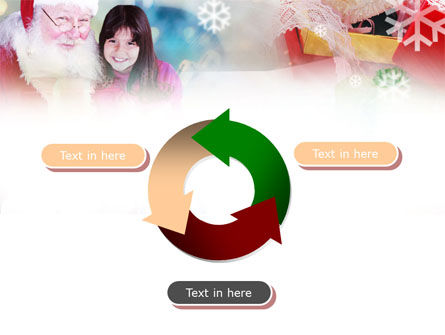 Christmas Present PowerPoint Template Slide 9