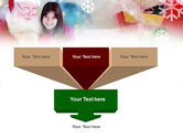 Christmas Present PowerPoint Template#3