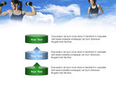 Keeping Fit PowerPoint Template#10