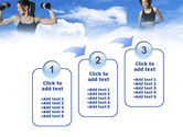 Keeping Fit PowerPoint Template#14