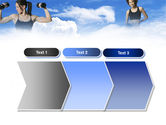 Keeping Fit PowerPoint Template#16