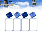 Keeping Fit PowerPoint Template#18