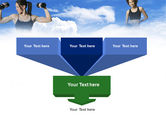 Keeping Fit PowerPoint Template#3