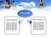 Keeping Fit PowerPoint Template#4