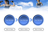 Keeping Fit PowerPoint Template#5