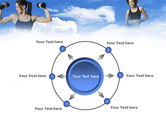Keeping Fit PowerPoint Template#7