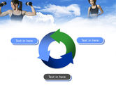 Keeping Fit PowerPoint Template#9