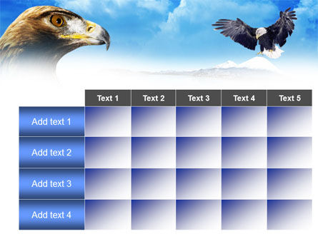 Eagles PowerPoint Template Slide 15