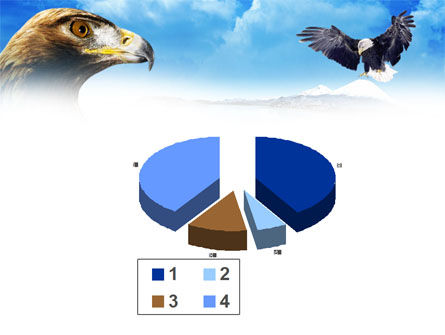 Eagles PowerPoint Template Slide 17