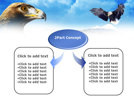 Eagles PowerPoint Template Slide 4