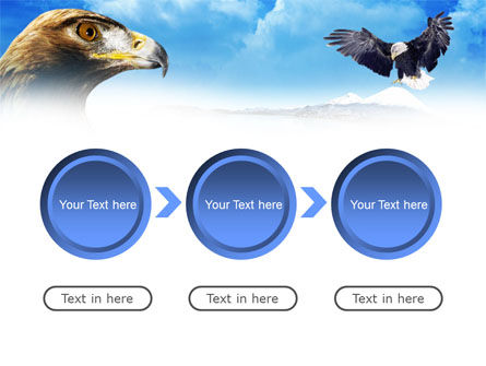 Eagles PowerPoint Template Slide 5