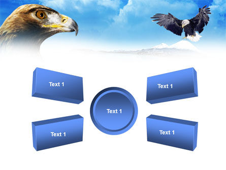 Eagles PowerPoint Template Slide 6