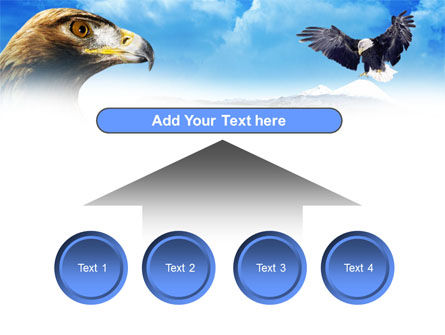 Eagles PowerPoint Template Slide 8