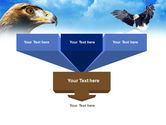 Eagles PowerPoint Template#3