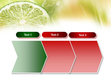 Lemon Slice PowerPoint Template Slide 16