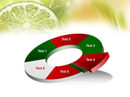 Lemon Slice PowerPoint Template Slide 19