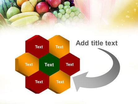 Basket of Fruits PowerPoint Template Slide 11