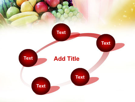 Basket of Fruits PowerPoint Template Slide 14