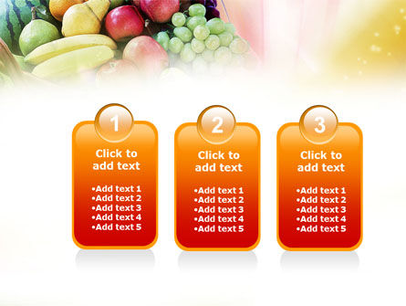 Basket of Fruits PowerPoint Template Slide 16