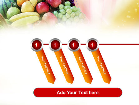 Basket of Fruits PowerPoint Template Slide 18