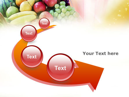 Basket of Fruits PowerPoint Template Slide 6
