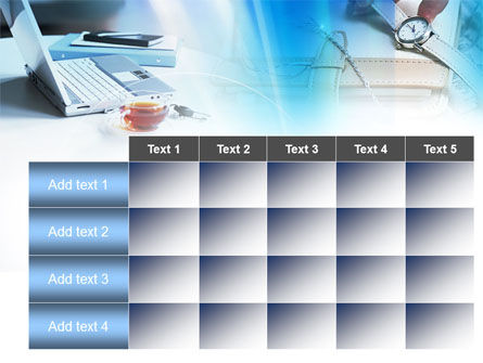 Business Timing PowerPoint Template Slide 15