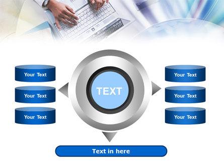 Online Business Activity PowerPoint Template Slide 12