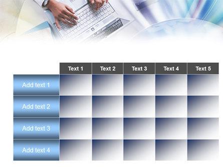 Online Business Activity PowerPoint Template Slide 15