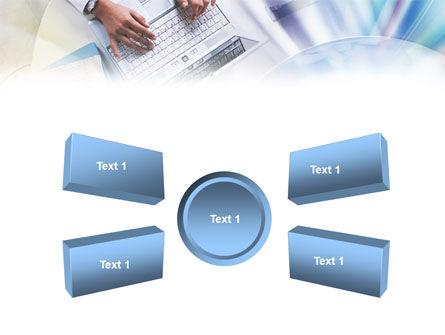 Online Business Activity PowerPoint Template Slide 6