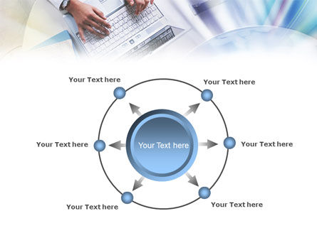 Online Business Activity PowerPoint Template Slide 7